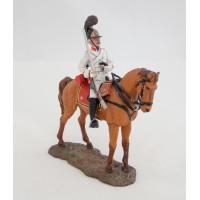 Figurine Del Prado Cavalerie de la Garde Russie 1805