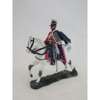 Figurine Del Prado soldier Isum Hussar 1807
