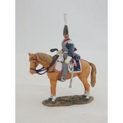 Figurine Del Prado Homme de troupe Carabinier Hollandais 1815