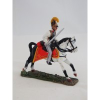 Figurine Del Prado Cuirassier Autrichien à Wagram 1809