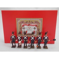 Pack luxury 6 Figurines CBG Mignot Legion of the Vistula