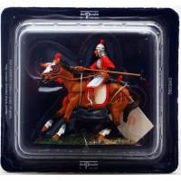 Del Prado 1260 Chinese rider figurine