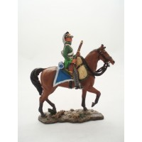 Figurine Del Prado Chevau-léger armée bavaroise 1792