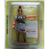 Figurine Del Prado Centurion Roman 1st century BC ap