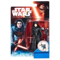 Figurine Hasbro Star Wars KYLO REN démasqué