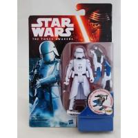 Tropa de choque de Star Wars Hasbro estatuilla