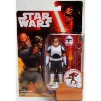 Capitán Rex de figurita de Star Wars Hasbro