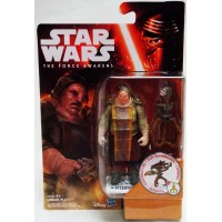 Imperatore di Star Wars figurina Royal Guard