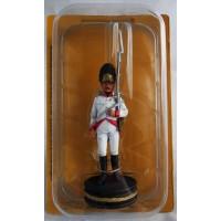 Figurine Altaya Grenadier Régiment Empereur d'Autriche Pion Noir