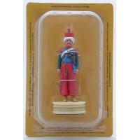 Figurine Altaya Mamelouk de la Garde Pion Blanc
