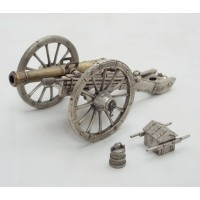 Figurine MHSP Gribeauval Cannon