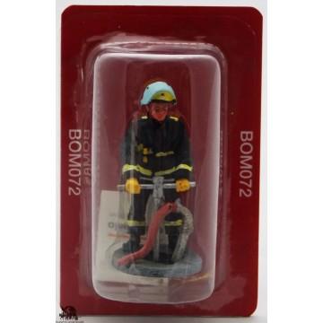 Del Prado figurina di vigile del fuoco fuoco 2003 Galway abito