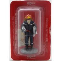 Figurina Del Prado pompiere tenendo alta visibilità 2005