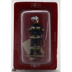 Del Prado da vigile del fuoco figurine di Varsavia Polonia 2003