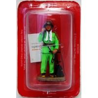 Figurine Del Prado Pompier Tenue de Feu Pékin Chine 2002