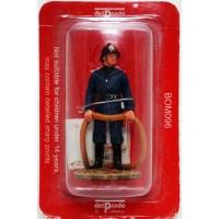 Del Prado firefighter outfit fire UK London figurine. 1940