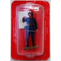 Del Prado firefighter outfit fire Brussels Belgium 1910 figurine