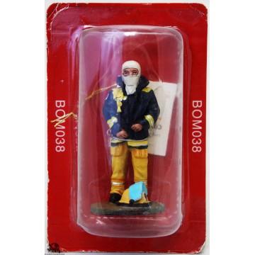 Del Prado da vigile del fuoco figurine di Sydney Australia 2003