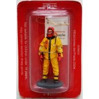 Figurine del Prado pompiere subacqueo anti-fredda Canada 2003