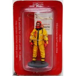 Figurina Del Prado subacqueo anti-freddo Canada 2003