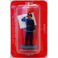 Del Prado firefighter outfit fire 1956 Italy figurine