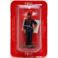 Figurine Del Prado Pompier Tenue de sortie Turin Italie 1975