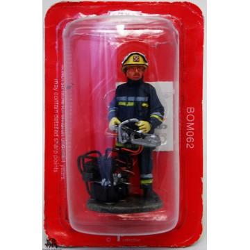 Del Prado da vigile del fuoco figurine di Dublino Irlanda 2002