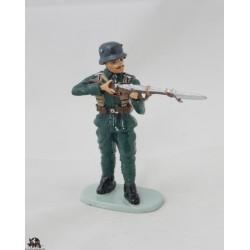 Figurine Hachette Soldat allemand au feu