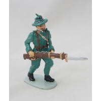 Fire hatchet New Zealander soldier figurine