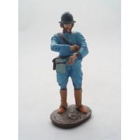 Figurine Atlas Chef de pièce du Canon de 75