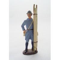 Figurine di Atlas servizio auto 1918 driver