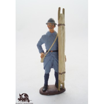 Figurine Atlas Brancardier de la Territoriale 1918
