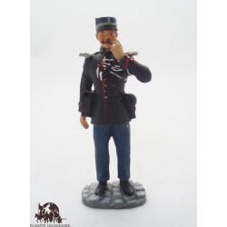 Figurine Atlas Gendarme 1914