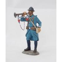 Atlas Service auto 1918 driver figurine