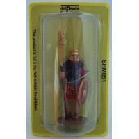 Figurine Del Prado Centurion Roman spear