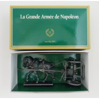 L'avant Train d'Artillerie du Canon de Gribeauval MHSP Atlas N°02