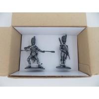 Figurine MHSP Atlas Porte Ecouvillon + Artilleur à pied N°16