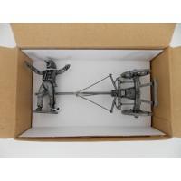 Figurine MHSP Atlas Général Lasalle + Train d'artillerie