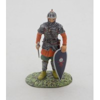 Figurine Altaya Hommes d'Armes Russe XIII siècle