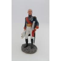 Figurina di Hachette generale Lariboisière