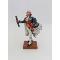 Figurine Hachette Marshal Augereau
