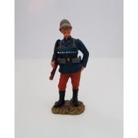 Estatuilla Hachette legionario del 1r batallón del RE 1, 1885