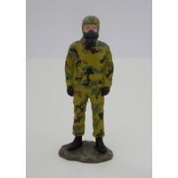 Figurina Hachette sergente 2 ° URH REG 2009