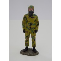 Figurine Hachette Instructeur NRBC COMLE 2009