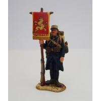Estatuilla Hachette sargento 3er batallón Régiment de Marche 1914