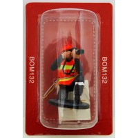 Del Prado firefighter figurine held ceremony Monaco 2003