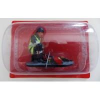 Del Prado Feuerwehr SOFORT 2002 Figur