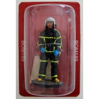 Del Prado firefighter GRIMP 2002 figurine