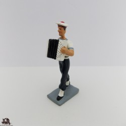 CBG Mignot Bagad Lann Bihoue accordion figurine