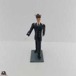 CBG Mignot officer Bagad Lann Bihoue outfit winter figurine